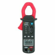 MASTECH MS2002A Digital Clamp Meter 4000 count display 3 3/4 Resistance tester