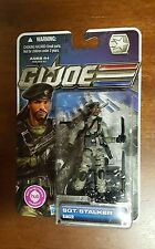 G.I. Joe Pursuit of Cobra 50th Anniversary Sgt Stalker!