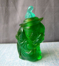 china-carved-fisherman old man snuff bottle-Special offer