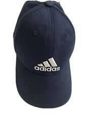 Kids Blue Adidas One Size Fits Youth Baseball/Skip Hat/Cap - One Size