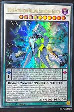 D/D/D ARMAGEDDON BRILLANTE SUPER RE DEL GIUDIZIO BLLR-IT007 Ultra Italia YUGIOH