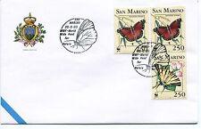1993-05-26 San Marino WWF World wide fund for nature ANNULLO SPECIALE Cover