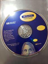 HP Pavilion PC User's Guide Single CD-ROM