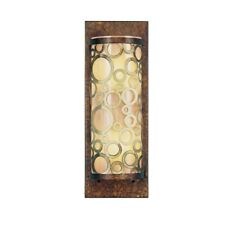Livex Lighting Avalon Wall Sconce, Palacial Bronze, Gilded Accents - 8684-64