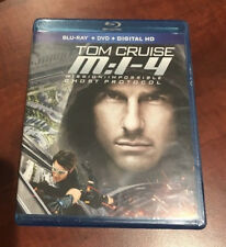 Mission: Impossible Ghost Protocol Blu-ray
