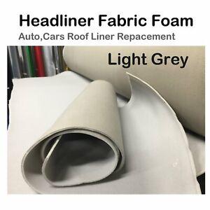 Automotive Roof Liner Headlining Fabric Restore Renew Van Ute Caravan 1.5Mx2.4M