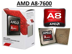 AMD A8-7600 Quad Core ''Kaveri'' Processor 3.1 - 3.8 GHz, FM2+, 65W CPU