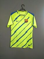 Barcelona jersey Training S Shirt Nike Football Soccer 832257-369 ig93