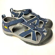 5a1d73928e57 Keen Newport Women s Size 5 Blue Sandals Waterproof Hiking Walking Shoes