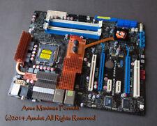 100% test ASUS Maximus Formula Intel X38 motherbaord  (by DHL or EMS) #j1688