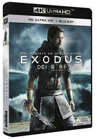 EXODUS - Dei e Re (4K Ultra HD + Blu-Ray Disc) con Christian Bale, Joel Edgerton