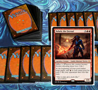 mtg RED WARRIOR AGGRO DECK Magic the Gathering rares 60 cards neheb