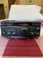 Yaesu Ft-890At 160-10M transceiver w/ matching Fp-800 pwr supply/spkr