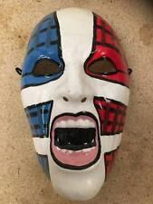 REGNO Unito JEFF HARDY BOYS Wrestling WWE Halloween maschera costume adulto Cosplay fino 2
