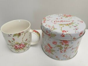 Cath Kidston Floral Mug in a Tin
