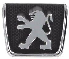PEUGEOT 307 01-08 Logo Emblem Embleme auf dem Grill Vorne  7810G8 ORIGINAL NEU