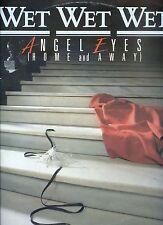 12INCH 45 RPM WET WET WET angel eyes HOLLAND 1987 EX