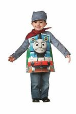 Toddler Boy or Girl Costume (Rubie's) Thomas The Train Sz Toddler (Ages 1-2) NEW