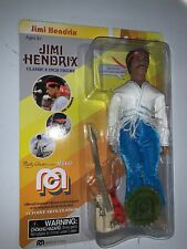 2018 MEGO JIMI HENDRIX 8 INCH FIGURE LTD NUMBERED EDITION OUT OF 10000