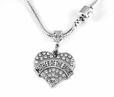 Mother of the Bride Necklace Mother of the Bride Gift Mother of the Bride Weddin