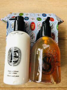 Soin Pour Les Mains DIPTYQUE NEUF   (300 + 250 ML)