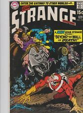 STRANGE ADVENTURES # 222 VG/FN ADAM STRANGE, ATOMIC KNIGHTS FEBRUARY 1970