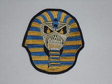 IRON MAIDEN POWERSLAVE EMBROIDERED PATCH