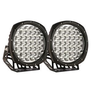 "Osram 9"" Offroad LED Driving Spot Lights 1Lux 1,469m Spotlights Fog Headlight"
