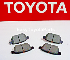 Scion TC Rear Brake Pads          2011-2016              OEM Toyota 04466-76012