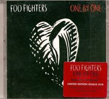 FOO FIGHTERS One By One Cd + Dvd Bonus Limited Edition
