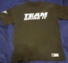 WWE The Rock Tshirt Team Bring it Size Medium Great Condition
