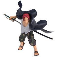 ONE PIECE - Swordmen Red Haired Shanks Pvc Figure Banpresto
