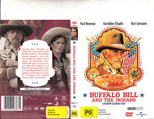 Buffalo Bill And The Indians-1976-Paul Newman-Movie-DVD