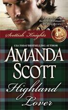 NEW - Highland Lover (Scottish Knights) by Scott, Amanda