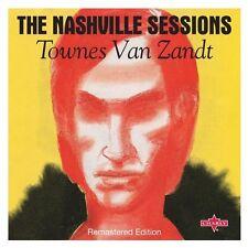 TOWNES VAN ZANDT - THE NASHVILLE SESSIONS  CD NEU
