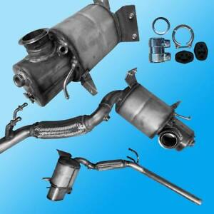 EU5 DPF Dieselpartikelfilter AUDI A1 Sportback 1.6 TDI 2.0 TDI - 2010/05-