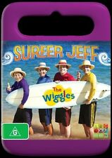 *BRAND NEW* THE WIGGLES - SURFER JEFF! (Region 4 - Australian)