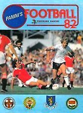 Panini Football 82 - Are You Missing A Sticker? Finish Your Collection Here!