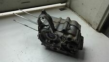1981 Honda C70 Passport C 70 HM467B. Engine crankcase cases
