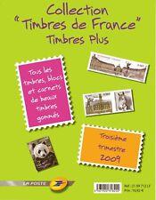 3ième Trimestre 2009 Pochette Collection timbres France Plus Cote 53€50