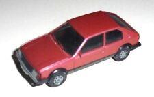 car 1/87 HERPA 3024 OPEL KADETT (D) SR 3doors 1979 MET RED NEW NO BOX