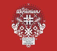 Evolutsiya! 40 Best And Rarest 1991-2016, The Ukrainians, 4015698005769 * NEW *