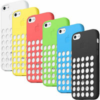 Authentic OEM Apple Silicone Case for Apple iPhone 5c All Colors NEW