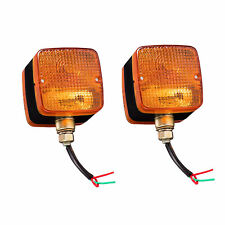 Turn Signal Light Lamp Set Lhrh For Tractor