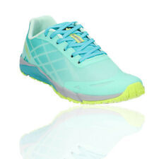 Merrell Boys Girls Bare Access Junior Trail Running Shoes Trainers Sneakers Blue