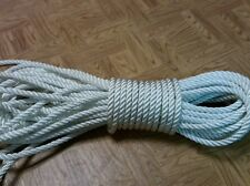 95 feet of 1/2 inch polyester combination rope(ARBORIST ROPE)