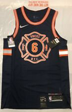 ceb140c2 Nike Aeroswift NBA NewYork Knicks Nikeconnect Jersey Tank Top Vest With  Tags 2xl