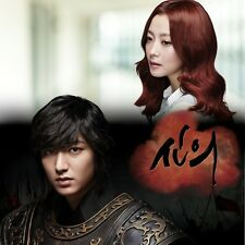 FAITH O.S.T. [ LEE MIN HO/ KIM HEE SUN] 신의