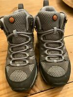 Merrell Moab Ventilator Taupe Womens Size 6.5 Trail or Hiking Shoes - MINT!