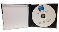 CD Vervielfältigung - 50 CD/DVD Thermal bedruckt & dupliziert-CD Jewel Case